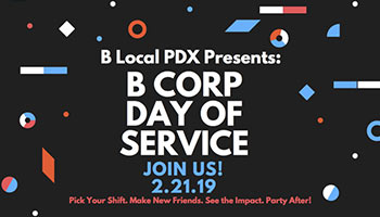 B Corporation Day of Service