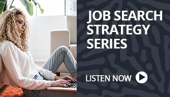 job search advice podcast