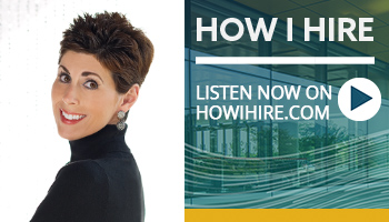 Dina Keenan on How I Hire podcast
