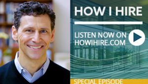 In this special episode of How I Hire, Ted Freeman, PhD talks about building psychological capital as a framework to lead teams.