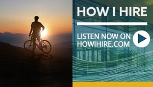 Pacific Cycle on How I Hire virtual hiring podcast