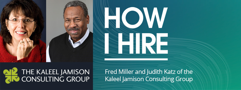 Judith Katz and Fred Miller Diversity and Inclusion