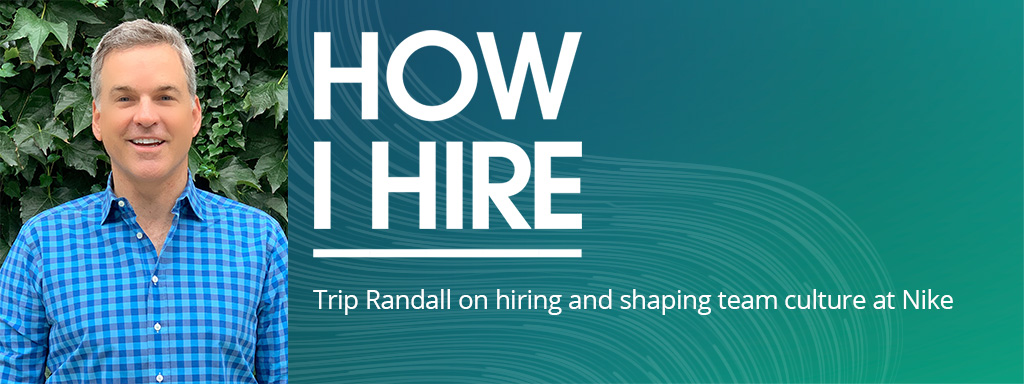 Trip Randall VP GM Nike Running