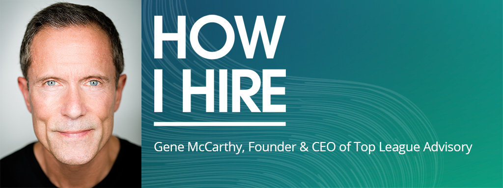 Gene McCarthy on How I Hire podcast