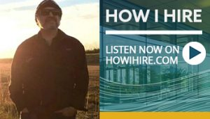 Dr. Charles Handler How I Hire podcast