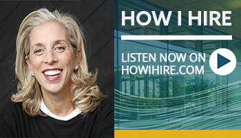 Jan Singer on How I Hire podcast